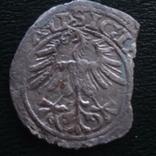Полугрош  1561  Польша  серебро   (Й.2.12)~, фото №3