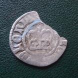 Полугрош  Ягеллончик  Польша  серебро   (Й.2.13)~, фото №2