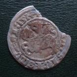 Полугрош  1514  Польша  серебро   (Й.2.14)~, фото №2