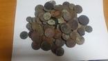 Монеты 143шт разных годов Царской Росси на опыты., фото №3