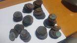 Монеты 143шт разных годов Царской Росси на опыты., фото №6