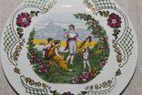 Настенная тарелка №4, фото №3