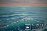 Море, будущее. 80х60 см. масло холст. Ю. Смаль, фото №6