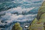 Море, будущее. 80х60 см. масло холст. Ю. Смаль, фото №12