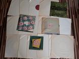 Пластинки 61 шт + конверты, фото №6
