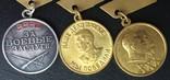 Комплект с медалью ЗБЗ на спецдоке, фото №13