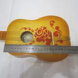 Детская гитара (Фабрика пианино Пенза) + коробка, фото №13