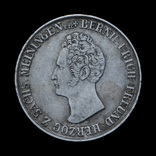 1 Рейнский Гульден 1833 L, Саксония-Мейнинген