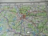 Карта Генштаба. Вильнюс ( Литва ). 1980 год. (12-05-С), фото №5