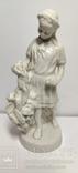 Пионерка собирает хлопок. Артель-Керамик 50-е года., фото №10