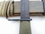 Штык-нож образца 1968 года к винтовке AG-3. Норвегия., фото №8