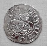 Княжество Тешинское (Силезия) Фридриг Вильгельм 3 крейцера, фото №2