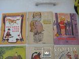 Детские мини книжки 1969- 1987 года (10 шт), фото №3