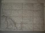 1810-е Карта центральной Украины  82х53, фото №2