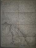 1810-е Карта центральной Украины  82х53, фото №8
