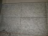 1810-е Карта центральной Украины  82х53, фото №10