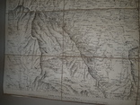 1810-е Карта центральной Украины  82х53, фото №11