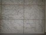 1810-е Карта центральной Украины  82х53, фото №12