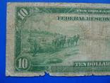 10 долларов 1914 (12-L), фото №5