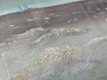 Срезанный холст с рамы, размер 35 х 45см., фото №8