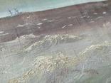 Срезанный холст с рамы, размер 35 х 45см., фото №9