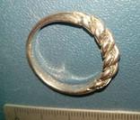 Реплика-копия Витой перстень КР -Балтия-Скандинавия, фото №8