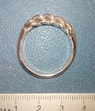Реплика-копия Витой перстень КР -Балтия-Скандинавия, фото №9