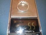 Реплика-копия Витой перстень КР -Балтия-Скандинавия, фото №10
