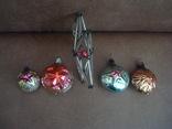 Агитационные ёл.игрушки СССР, фото №9