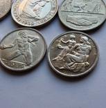 Лот 5 франков 1934 . 1939 . 1939 . 1941 . 1944 . 1948 Швейцария серебро, фото №6