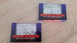 Касети TDK FE 60 і TDK FE 90, фото №3