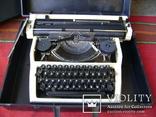 Печатная машинка СССР, фото №2