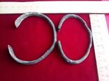 Два массивных Древних браслета ПК., фото №13