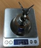 Металлический колокольчик с орлом, фото №10