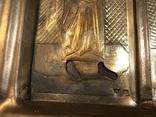 Икона апстолы Петр и Павел. Серебро 84 пробы. (новодел), фото №13