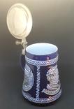 Коллекционая пивная кружка , Германия Marzi Remy, фото №3