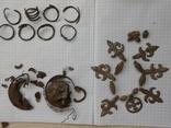 Ажерелье и колты на реставрацыю, фото №8