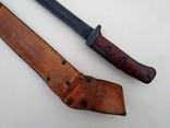 Штык нож образца 1958 года к автомату VZ-58. Чехословаки, фото №6