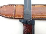 Штык нож образца 1958 года к автомату VZ-58. Чехословаки, фото №8