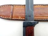 Штык нож образца 1958 года к автомату VZ-58. Чехословаки, фото №9