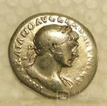 Денарий Траян., фото №3