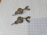 Сережки в єтно стилі. фото 2