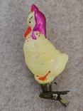 Елочная игрушка Утка в платке, фото №2