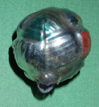 """Игрушка """"футбольный мячик"""", 50 - 60-е годы, фото №5"""