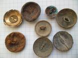Мундирні гудзики на досліди чи реставрацію, фото №3