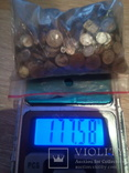 Серебро контактне немагнит 372.6 гр. магнит 141.76 гр + бонус обрезь, фото №6