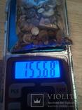 Серебро контактне немагнит 372.6 гр. магнит 141.76 гр + бонус обрезь, фото №7