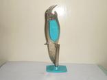 Открывалка птичка,попугай СССР, фото №5