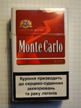 Сигареты Monte Carlo RED