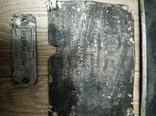 Шильдик, таблички с тягача 1966г., фото №5